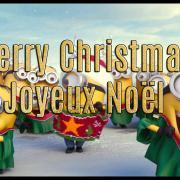 Joyeux Noël / Merry Christmas 2017!