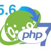Moving from native PHP 5.6 to PHP 7.0 for Trainersci...
