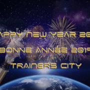 Happy New year 2019! Bonne Année 2019