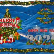 Merry Christmas 2019 & Happy New year 2020