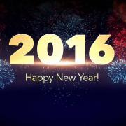 Bonne année 2016 / Happy New year 2016