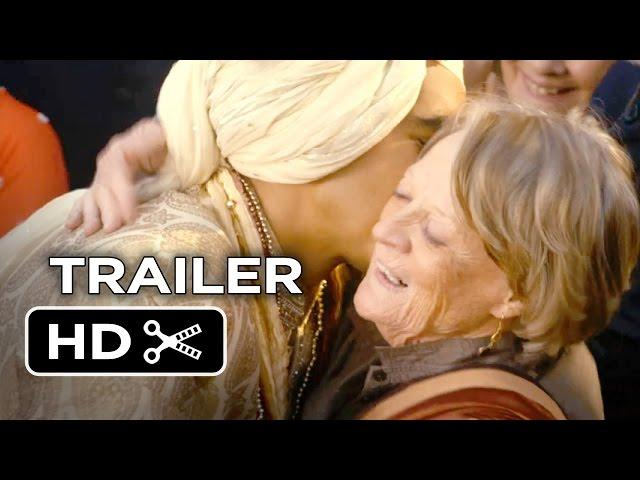 The Second Best Exotic Marigold Hotel Official Trailer #2 (2015) - Maggie Smith, Judi Dench Movie HD