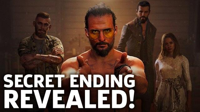 Far Cry 5's Secret Ending