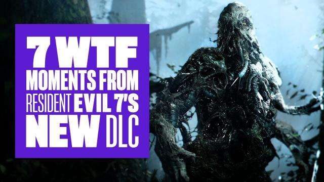 7 WTF Moments From Resident Evil 7 Not a Hero and End of Zoe DLC