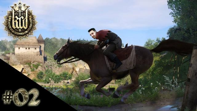 Kingdom Come: Deliverance - My first escape #Part 2   Gameplay   Walkthrough