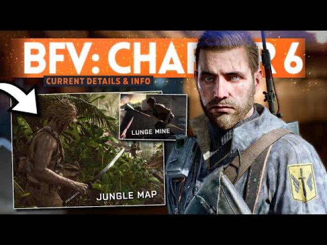 PACIFIC THEATRE Set To CONTINUE?! - Battlefield 5 Chapter 6 Details Coming Next Week