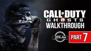Call of Duty Ghosts Walkthrough - Part 7 BIRDS OF PREY - Let's Play Gameplay&Commentary