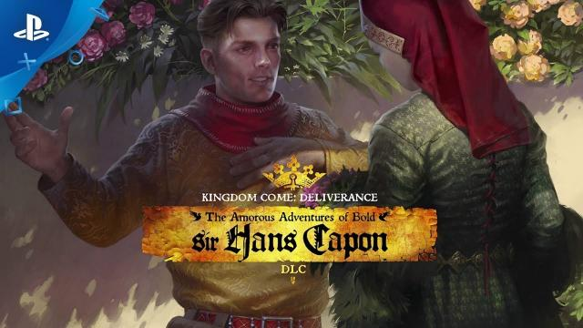 Kingdom Come: Deliverance - Amorous Adventures | PS4