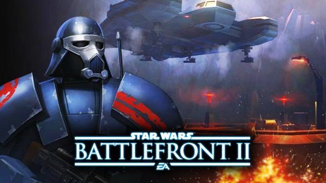 Star Wars Battlefront 2 News - Dark Troopers Rumored As New Reinforcement!