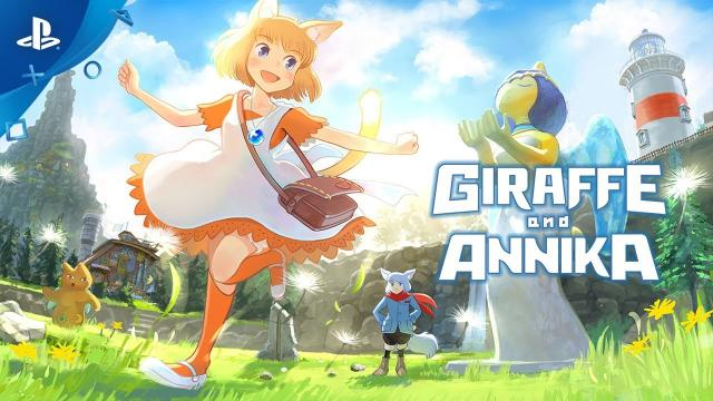 Giraffe and Annika - Announcement Trailer   PS4