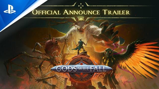 Gods Will Fall - Announcement Trailer | PS4