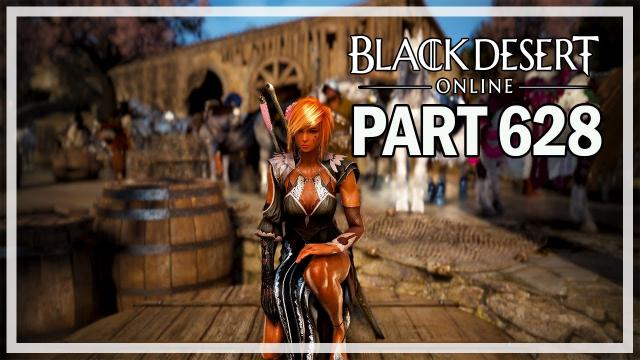 QUESTS - Dark Knight Let's Play Part 628 - Black Desert Online
