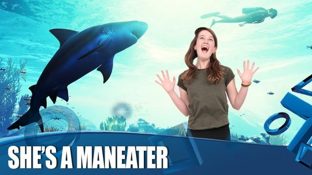Maneater - 60 minutes of PS4 Gameplay