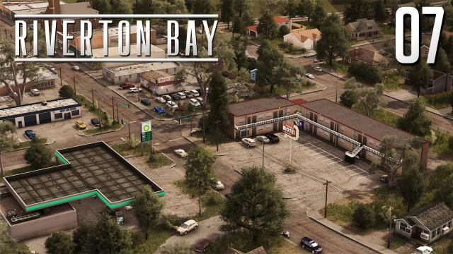 Rural Town - Cities Skylines: Riverton Bay - 07