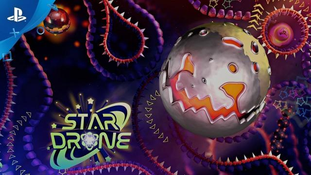 StarDrone VR – Launch Trailer   PSVR