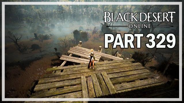 Black Desert Online - Dark Knight Let's Play Part 329 - Tshira Ruins