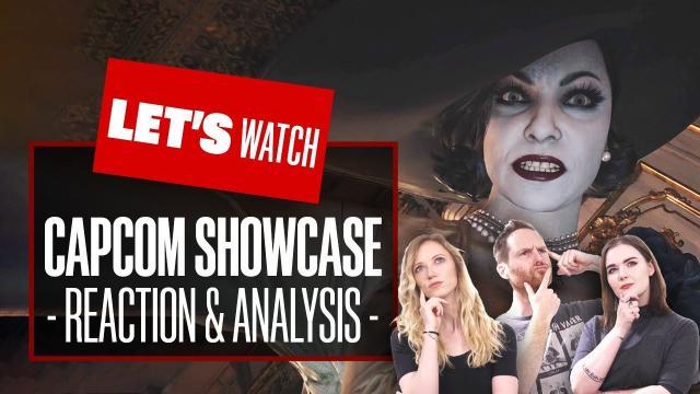 Capcom E3 2021 Digital Showcase Reaction & Analysis - RESIDENT EVIL VILLAGE DLC?