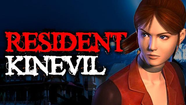 Let's Play Resident Evil Code: Veronica Part 15 - Resident Kinevil