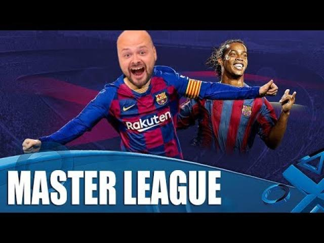 eFootball PES 2020 - A NEW Master League Begins...