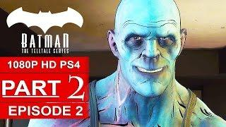 BATMAN Telltale EPISODE 2 Gameplay Walkthrough Part 2 [1080p] No Commentary (BATMAN Telltale Series)