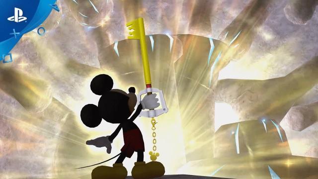KINGDOM HEARTS HD 1.5 + 2.5 Remix - Fight the Darkness Trailer | PS4
