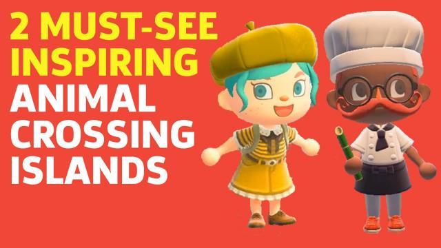 2 MUST-SEE Inspiring Animal Crossing Islands