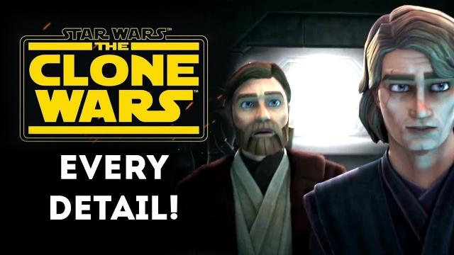 Star Wars The Clone Wars TV Series: Everything You Need to Know! Where to Watch, New Details!
