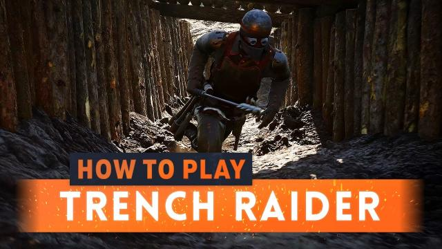► HOW TO PLAY THE NEW TRENCH RAIDER ELITE CLASS! - Battlefield 1 They Shall Not Pass DLC