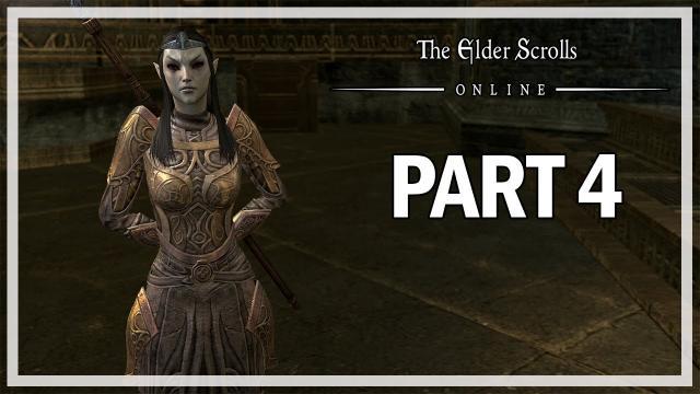 The Elder Scrolls Online Clockwork City Sorcerer Let's Play Part 4 - Deepening Shadows