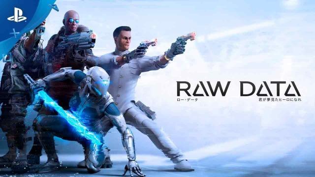 Raw Data – Teaser Trailer | PS VR