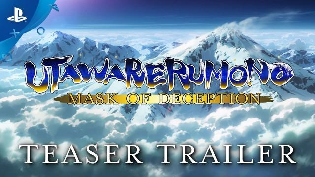 Utawarerumono: Mask of Deception - Teaser Trailer | PS4, PS Vita
