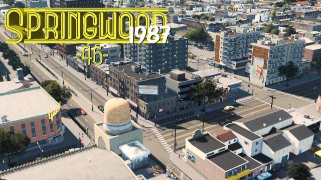 Cities Skylines: Palmdale - Springwood - EP46 -