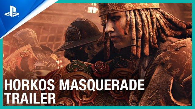 For Honor - Horkos Masquerade In-Game Event Trailer | PS4