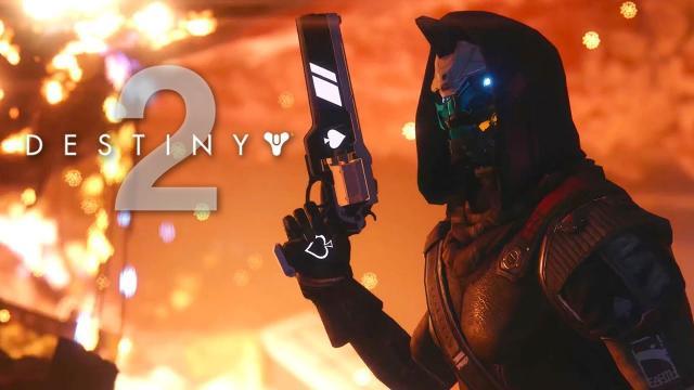 Destiny 2 - Official PC Launch Trailer