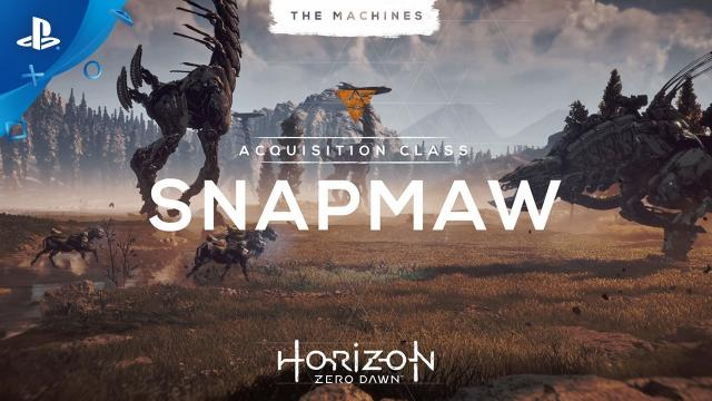 Horizon Zero Dawn - The Machines: Snapmaw | PS4