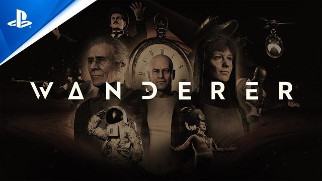 Wanderer - Teaser Trailer   PS VR