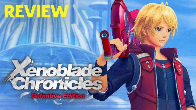 Xenoblade Chronicles: Definitive Edition Video Review