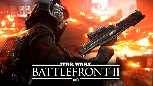 Star Wars Battlefront 2 - Single Player Campaign Reveal Date Teased! New Image!