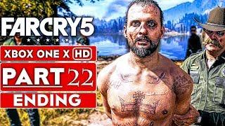 FAR CRY 5 ENDING Gameplay Walkthrough Part 22 [1080p HD Xbox One X] - No Commentary
