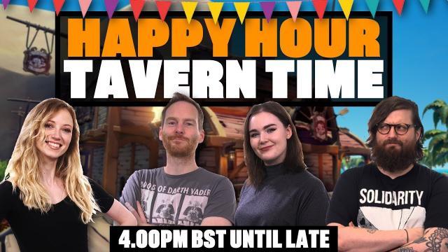 Team Eurogamer's Happy Hour Tavern Time - THE GEORGE & KRAKEN, SANCTUARY OUTPOST