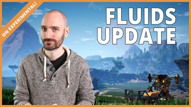 FLUIDS UPDATE on Experimental!