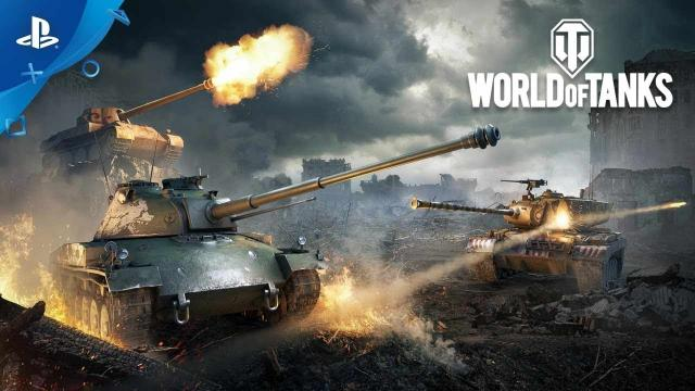 World of Tanks - Beasts of War Unleashed! | PS4