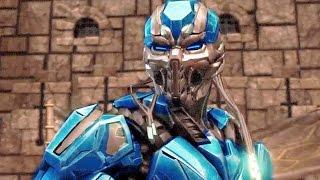 Mortal Kombat X Cyber Sub Zero ALL Secret Brutalities Brutality