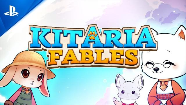 Kitaria Fables - Gameplay Trailer | PS5, PS4