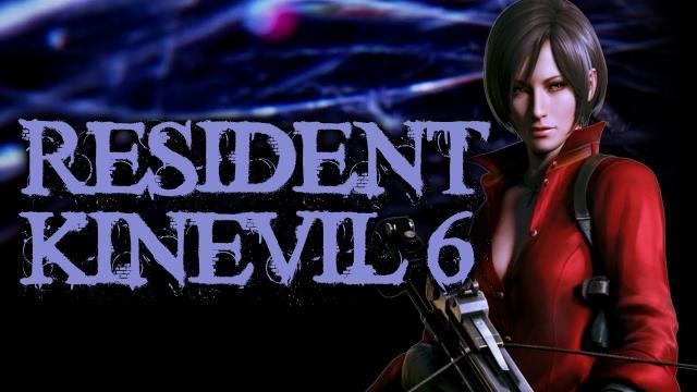 Resident Evil 6 Episode 5 - Resident Kinevil