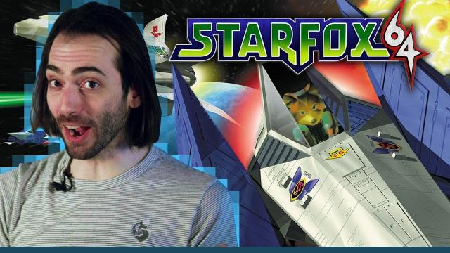 The Backlog - Star Fox 64 (N64 1997) Could a better Star Fox game exist? - The Backlog