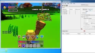 Cube World: Use Cheat Engine To Hack Your EXP/LEVEL