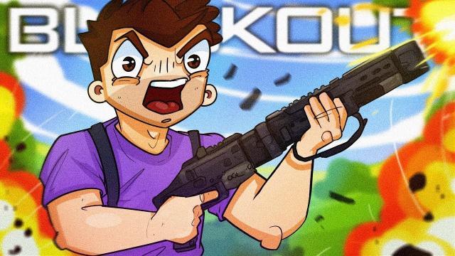 SHOTGUNS ARE OP!