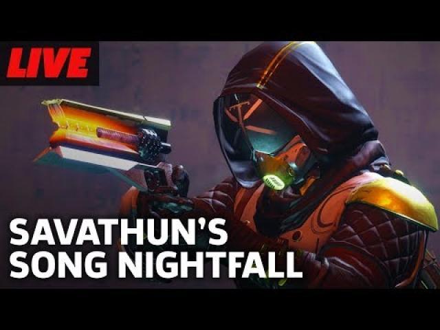 Destiny 2 PC Week 6 Reset Savathun's Song Nightfall and