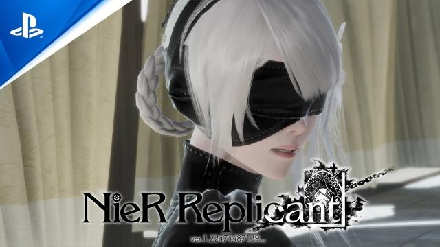 NieR Replicant ver.1.22474487139... - Extra Content Trailer | PS4